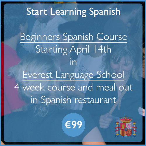 Spanish course in Dublin